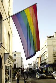 Sea Breeze | Gay Flag Brighton | Gay B&B |Gay Accommodation